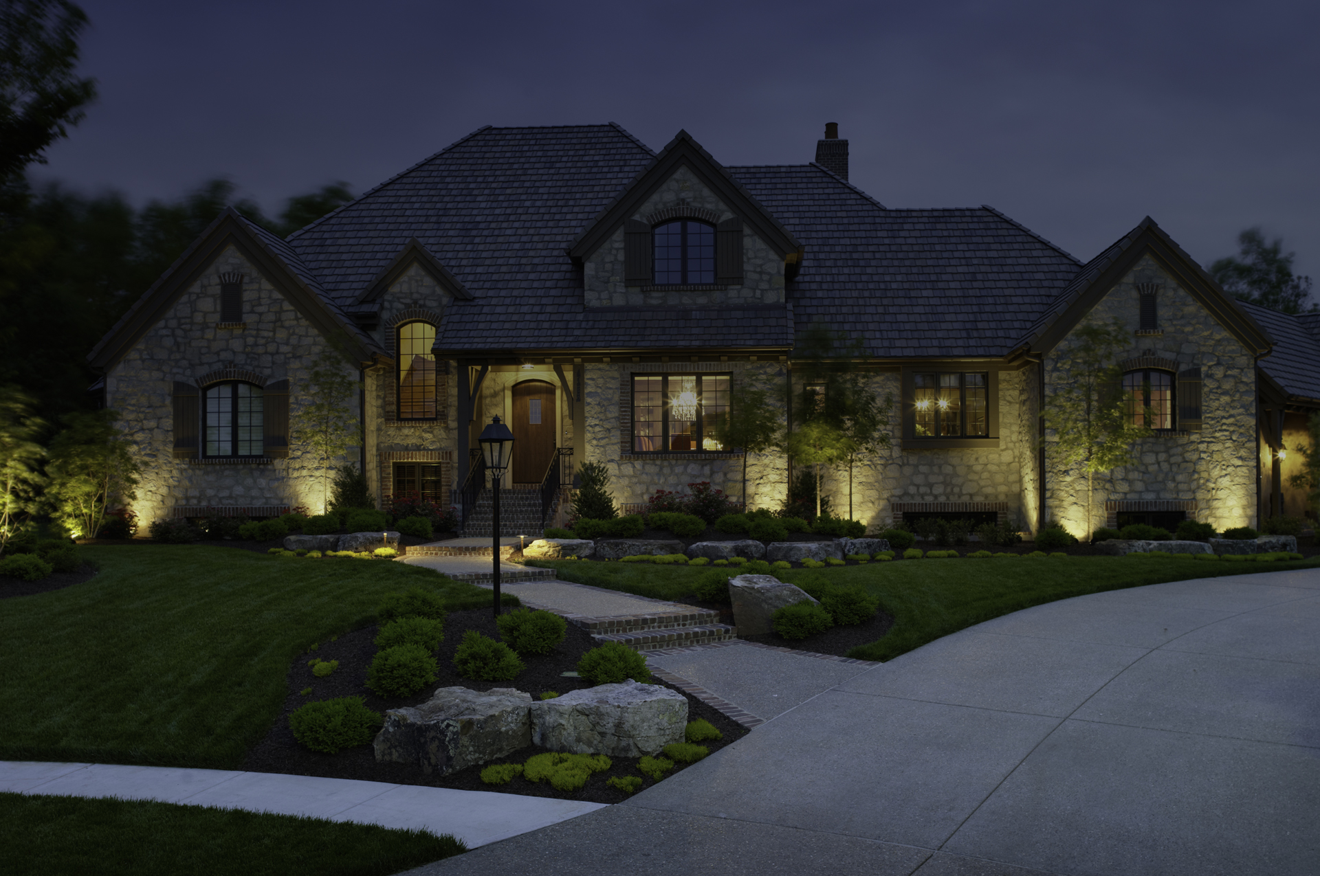 orlandos premier landscape lighting holiday decor company
